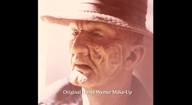 Actor David Warner was almost Freddy Krueger before Robert Englund.