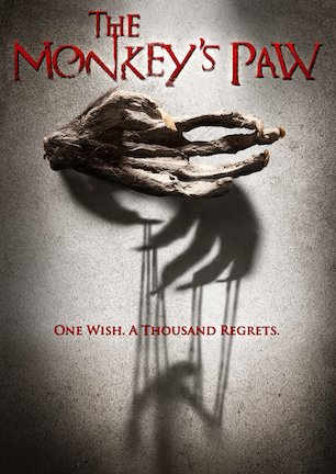 THE MONKEY'S PAW (2013) — CULTURE CRYPT
