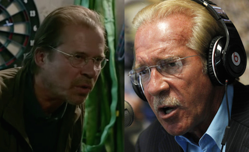 """Blood Glacier"" actor Felix Romer and Pat O'Brien: Separated at birth?"