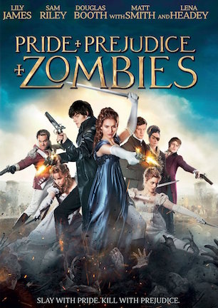 Pride And Prejudice And Zombies 2016 Culture Crypt