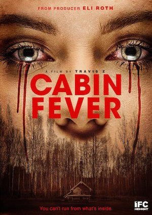 Marcy cabin fever