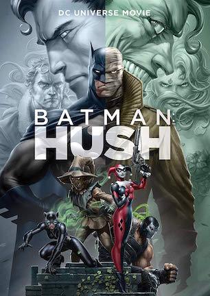 BATMAN: HUSH (2019) — CULTURE CRYPT