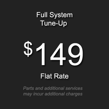 Full System Tune-up $149