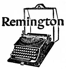 Inspired by the original Remington logo