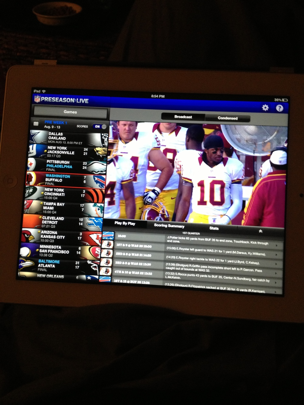 iOSDocked - EP024 - In All Siri-isness/i-Like NFL Preseason Live for iPad