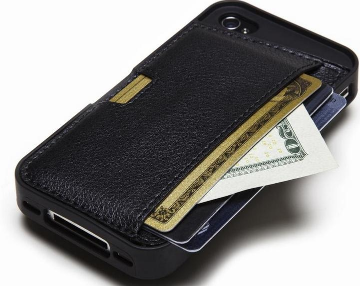 The iPhonaddict Reviews the Q Card Case by CM4.com