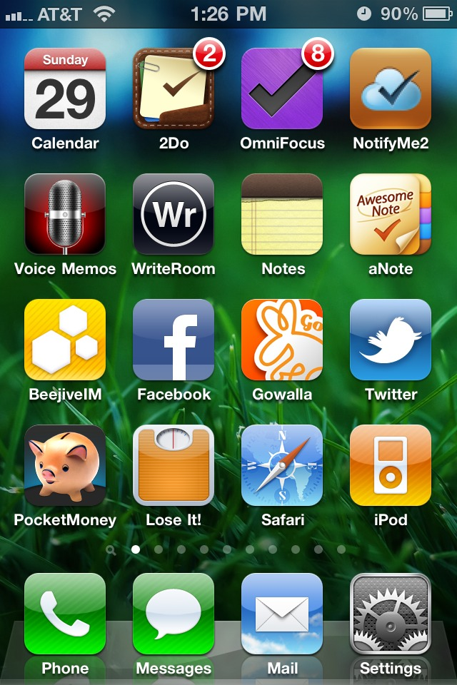 How Do You Organize Your Apps?
