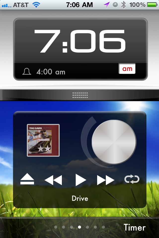 iOS App of the Moment: Alarm Clock Connect