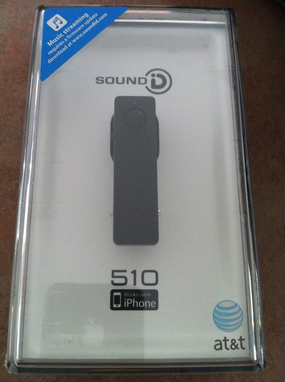Review: The Sound 510 Bluetooth Headset Part 1