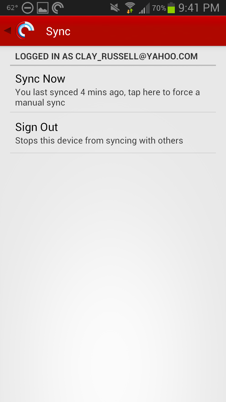 Pocket Casts 4 Storage Settings