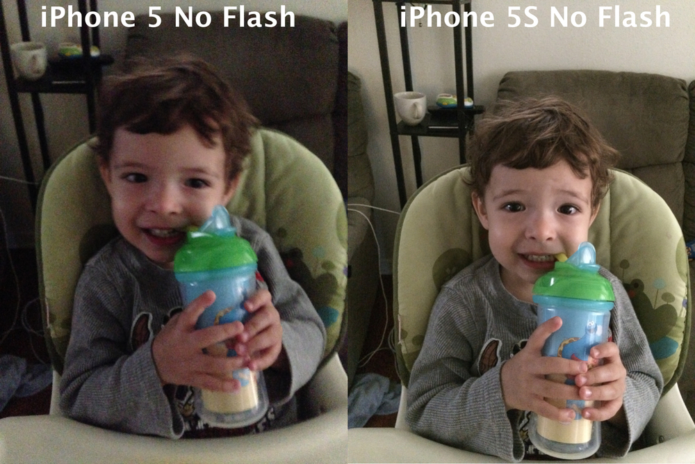 IPhone 5 5S Camera Comparison The TEKSide Network