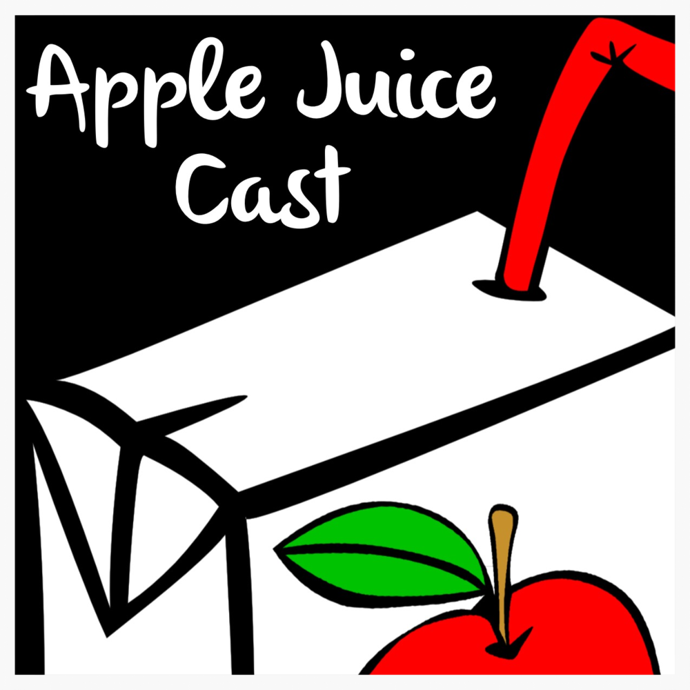 The Apple Juice Cast is a weekly dosage of freshly squeezed Apple news. Get all your headlines in this weekly recap of the week in Apple. Tune in as Danny and Ellyn break down the latest in what's happening with their favorite technology brand.