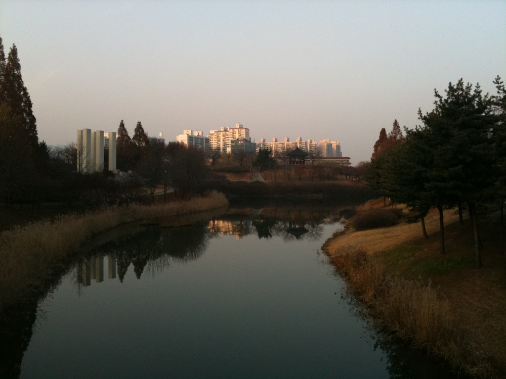 More pics from Olympic Park, Seoul