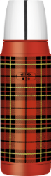 """Heritage Plaid Compact Bottle"" by Thermos"