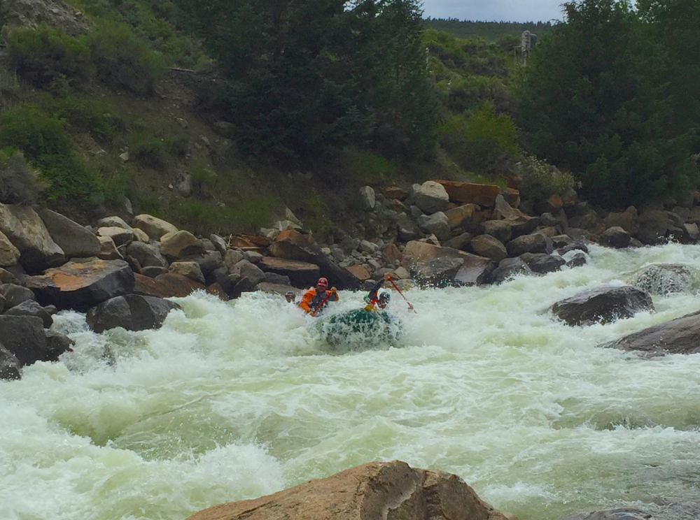 Pine Creek Rapid