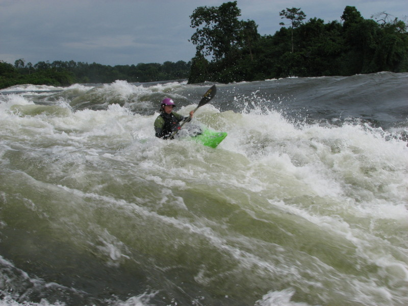 White Nile, Uganda, age 16