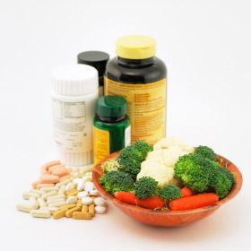 Vitamins & Veges