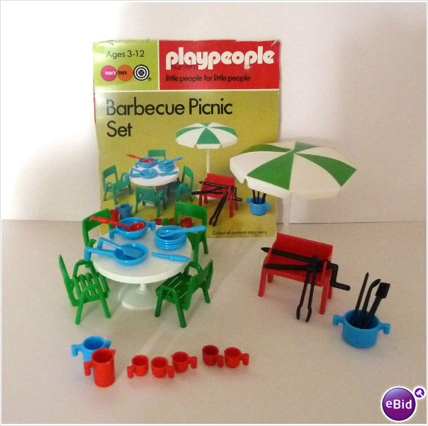 Vintage Playmobil Sets- Which Did You Have?
