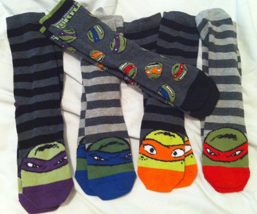 Fresh From The Sewer- The Coolest Socks You'll Ever See