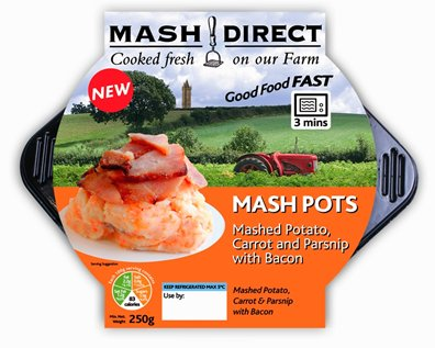 Mashfest 2013- A Delightfully Potatoey Afternoon Courtesy of Mash Direct