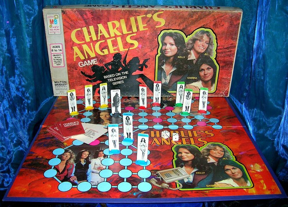 Seven Unusual Retro TV & Movie Tie-in Board Games for Your Girls' Night In