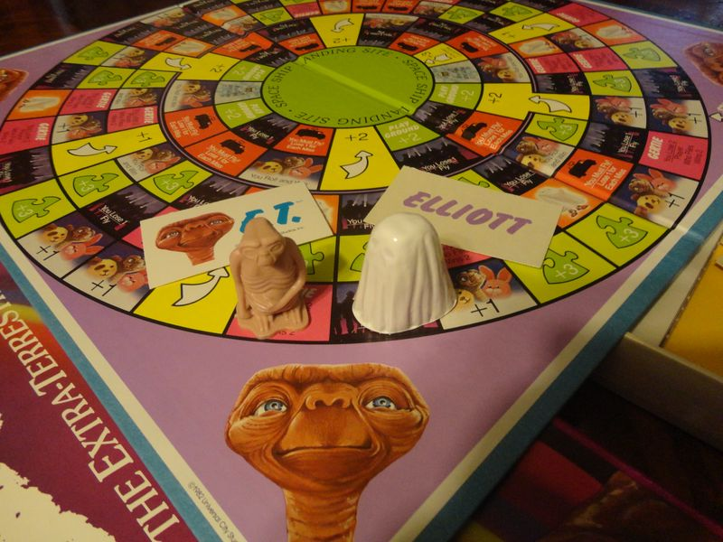 Seven Unusual Retro TV & Movie Tie-in Board Games for Your Girls' Night In