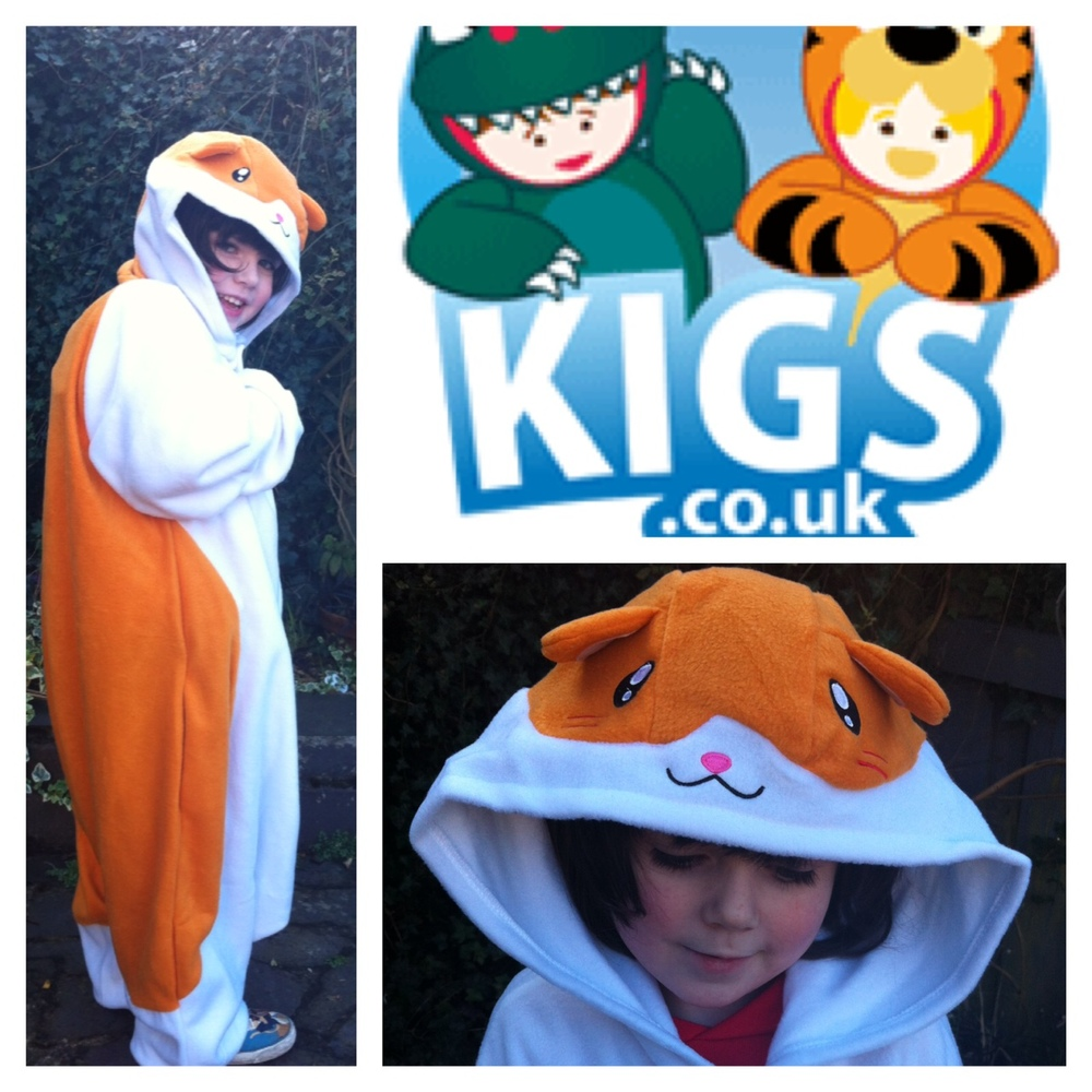 The Cutest Animal Onesies for Kids from Kigs.co.uk