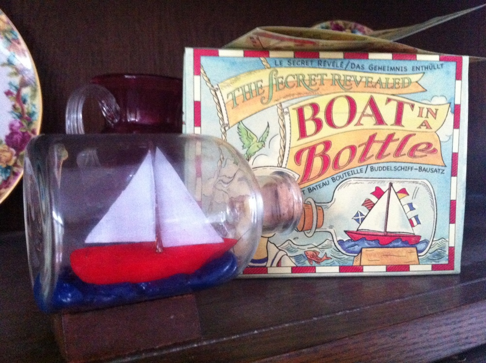 Ship in a Bottle- The Secret Revealed