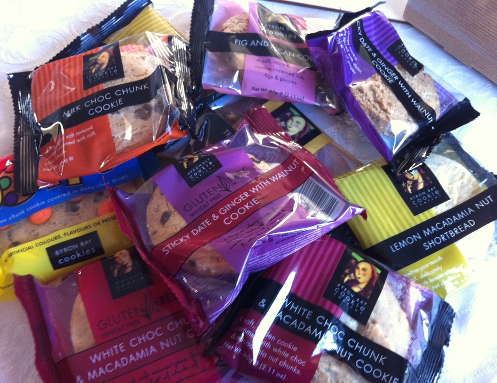 WIN a Selection of Luxury Byron Bay Cookies