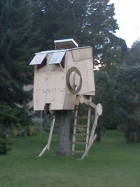 Star Wars At-St Treehouse
