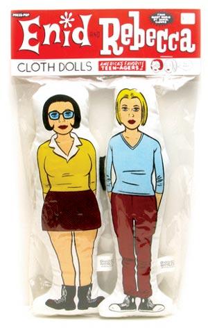 Ghost World Dolls