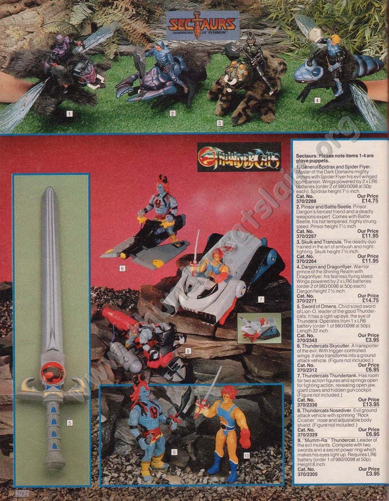 Did You Get What You Wanted? Picks from the 1987 Argos Catalogue