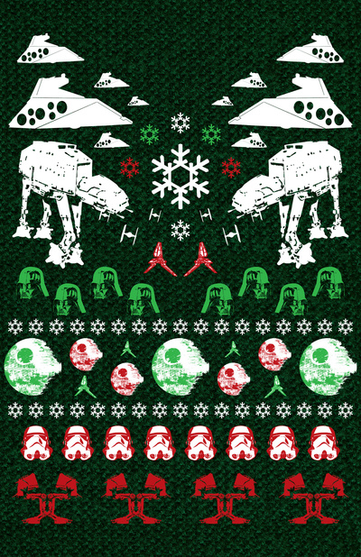 Star Wars Christmas Jumpers