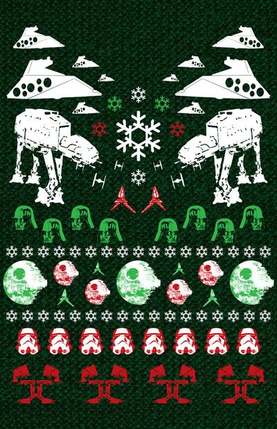 Star Wars Knit Sweater