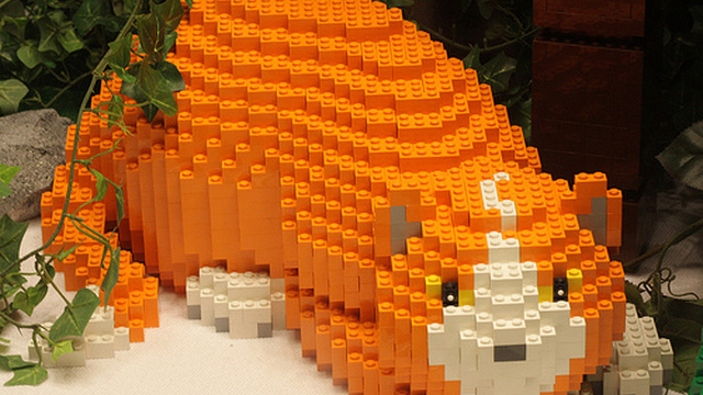 Lego Cats. Good, Bad & Terrifying.