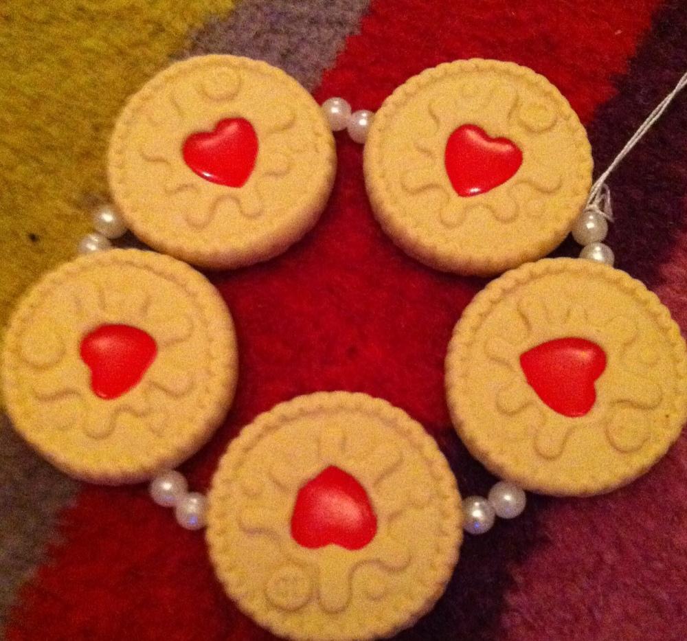Classic British Biscuit Bracelets