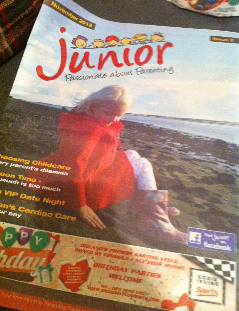 Junior Magazine Issue 2- The World of Kitsch Feature