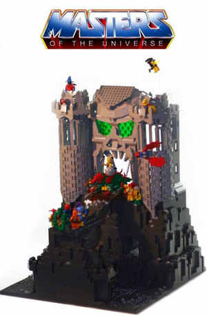 Lego He-Man