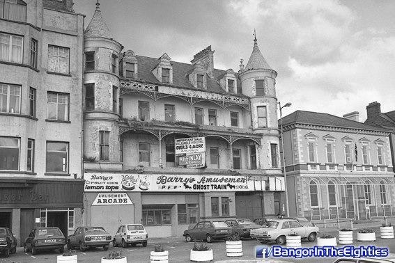 Bangor on the Eighties