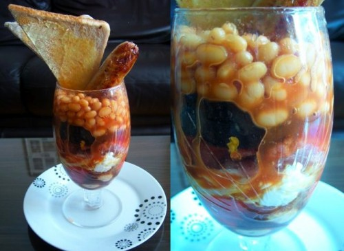 The Breakfast Sundae & Bacon Toothpaste