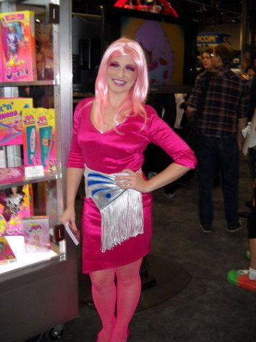 OMG- Be Jem from Jem & The Holograms