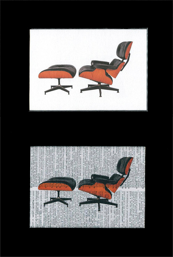 Eames' Lounge Chair. Etsy Picks