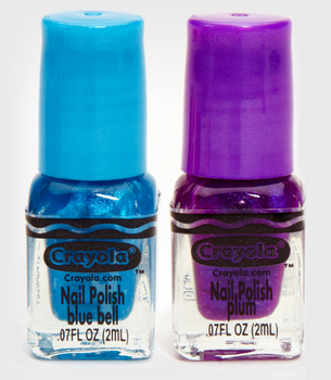 Crayola Nail Polishes