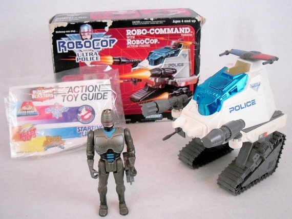 The Best Robocop Treasures on Etsy