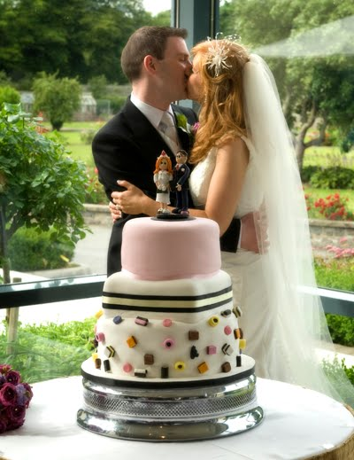 Liquorice Allsorts Wedding