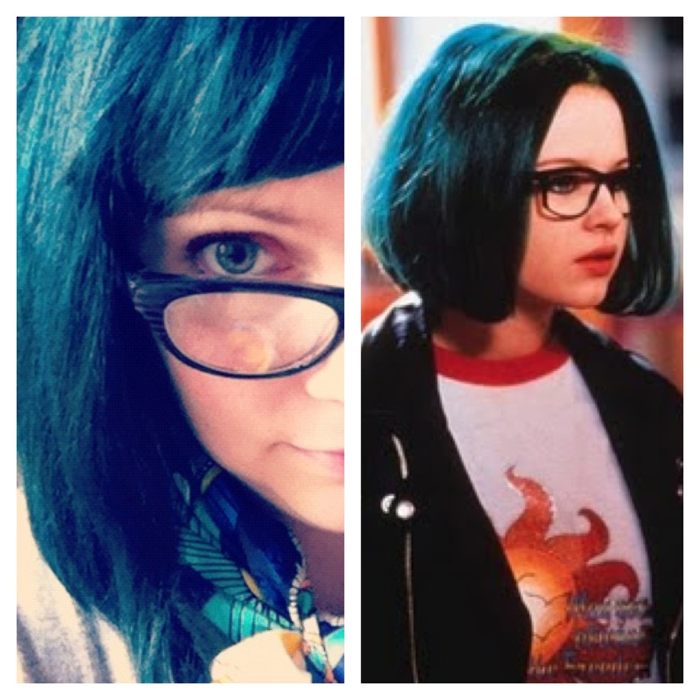 I've got Ghost World Hair