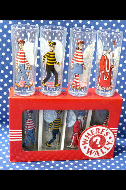 Where's Wally? In Your Kitchen.