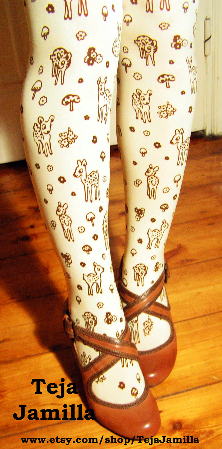 Tights. With Narwhals on Them. And why not.