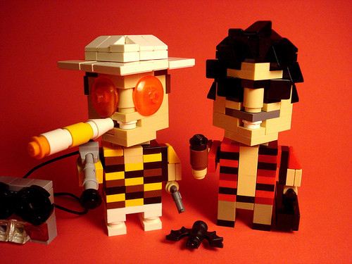 Fear & Loathing in Lego Vegas