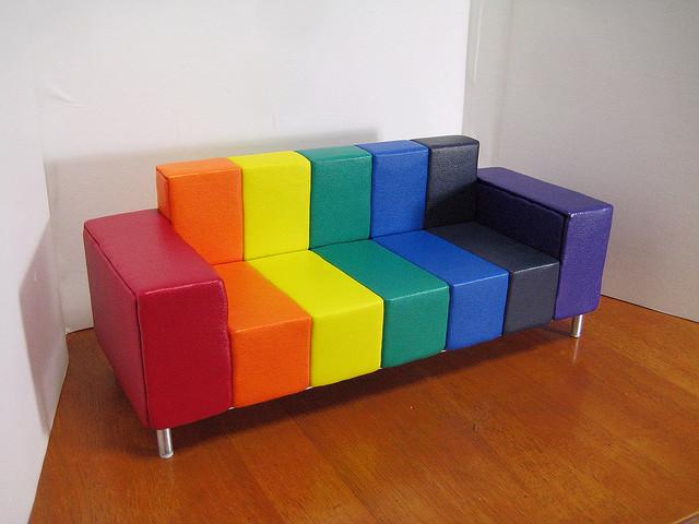 Rainbow Sofas